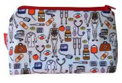 Selina-Jayne Doctors Limited Edition Designer Cosmetic Bag