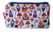 Selina-Jayne Gnomes Limited Edition Designer Cosmetic Bag