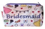 Selina-Jayne Bridesmaid Limited Edition Designer Cosmetic Bag