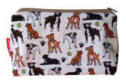 Selina-Jayne Staffy Dogs Limited Edition Designer Cosmetic Bag