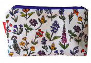 Selina-Jayne Wild Flowers Limited Edition Designer Cosmetic Bag