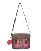 Santoro Gorjuss Satchel Bag - Ladybird