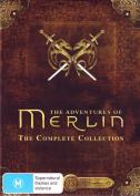 The Adventures of Merlin [Region 4]