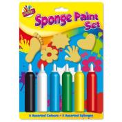 Sponge Paint Set