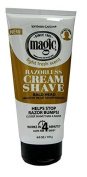 Magic Hair Removal & Shaving Cream Smooth Strength Bald Head Maintenance 170g