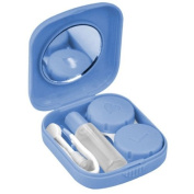Eplayer® Portable Pocket Size Mini Contact Lens Travel Kit Case -Blue