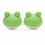 Froggy - Kontaktlinsen Behälter' - GREEN