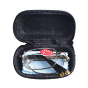 Southern Seas Mens Womens Folding Reading Travel +5.50 Glasses w Case 11 Strengths Available