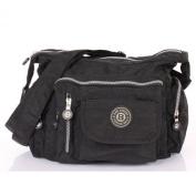 Bag Street Women's Cross-Body Bag Black BLACK 39