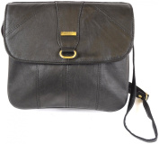 Ladies Super Soft Nappa Leather Shoulder Bag / Cross Body Bag