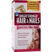 APPLIED NUTRITION Longer Stronger Hair & Nails 60 sgels
