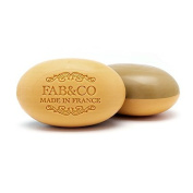 Fab & Co Triple Milled Shea Butter Enriched Dual Scented French Soap - Honey and Almond - 210ml