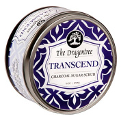 Transcend Charcoal Sugar Scrub - - Fantastic exfoliator for the whole body - Moisturises while exfoliating - Natural exfoliant and energising spices - delicious aromatherapy - no added preservatives or chemicals - happiness guaranteed
