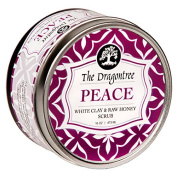 Peace White Clay and Raw Honey Scrub - - Fantastic exfoliator for the whole body - Moisturises while exfoliating - Natural exfoliant and energising spices - delicious aromatherapy - no added preservatives or chemicals - happiness guaranteed