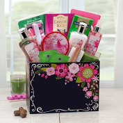 An Exotic Spa Day Gift Box | Exotic Lily Scented
