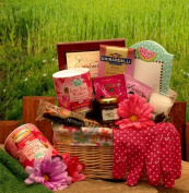 Mother's Day Garden and Tea -Mother's Day Gift Basket