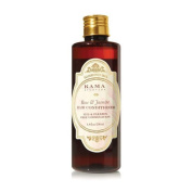 "Kama Ayurveda Rose & Jasmine Hair Conditioner, 200ml - - ""Expedited International Delivery by USPS / FedEx """
