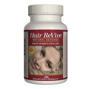RidgeCrest Herbals Hair ReVive - 120 Vegetarian Capsules - Not Specified