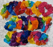 Tie Dye Scrunchies - Groovy Days Set