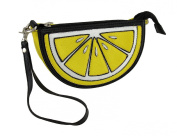 Sleepyville Critters Lemon Slice Cross Body Handbag