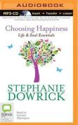 Choosing Happiness [Audio]