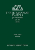 Three Bavarian Dances, Op.27a