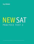 Ivy Global's New SAT 2016 Practice Test 2