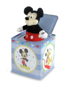 Kids Preferred Mickey Mouse Jack-in-the-Box