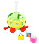 SPINNING SHAPE SORTER CARRIAGE