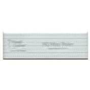 HQ Mini Ruler 5.1cm x 15cm