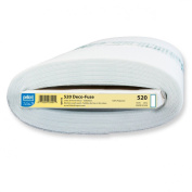 Pellon 520 Deco-Fuse Firm Interfacing White