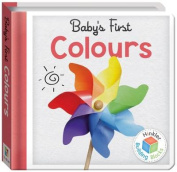 Colours Baby's First Padded Board Book