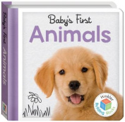 Animals Baby's First Padded Board Book