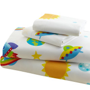 Olive Kids Out of this World Toddler Bedding Sheet Set