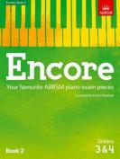 Encore: Book 2, Grades 3 & 4
