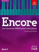 Encore: Book 4, Grades 7 & 8