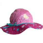 Forever Friends Girls Cotton Floppy Summer Sun Hat