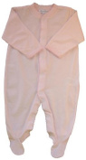 Kissy Kissy Baby Signature Footie-Pink- 3-6 Months Colour