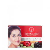 OxyGlow Nature's Care Facial Bleach Cream Fairness With Fruit Extracts 240 gm