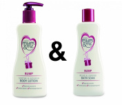 Cussons Mum & Me Bump Bath Soak PLUS Body Lotion