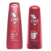 Dove Pro Age Hair Therapy - Shampoo (250 ml) & Conditioner