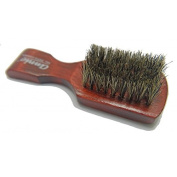 MINI SOFT BOAR BRISTLE BEARD BRUSH FOR HAIR AND BEARD GROOMING