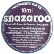 Snazaroo 18 ml Tubs Makeup Accessory for Halloween SFX Fancy Dress Makeup Snazaroo Purple 18 ml Tubs