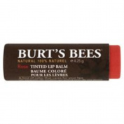 (Pack of 4) Burts Bees - Tinted Lip Balm Rose .440ml
