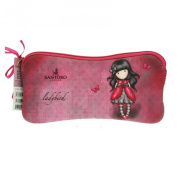 Gorjuss Neoprene Accessory Case - Ladybird