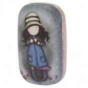 Santoro Gorjuss Mini Compact Case - Toadstools