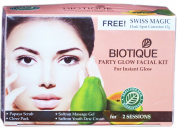 Biotique Party Glow Facial Natural Herbs Kit For Instant Glowing & Healthy Skin