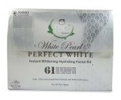 Tbc By Nature White Pearl Perfect White Instant Whitening Hydrating Facial Kit