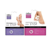 L'biotica Foot Mask - Exfoliating (40ml x 1) and Regenerating