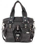 GG & L Handbag 6IX Grey P Fruit #92